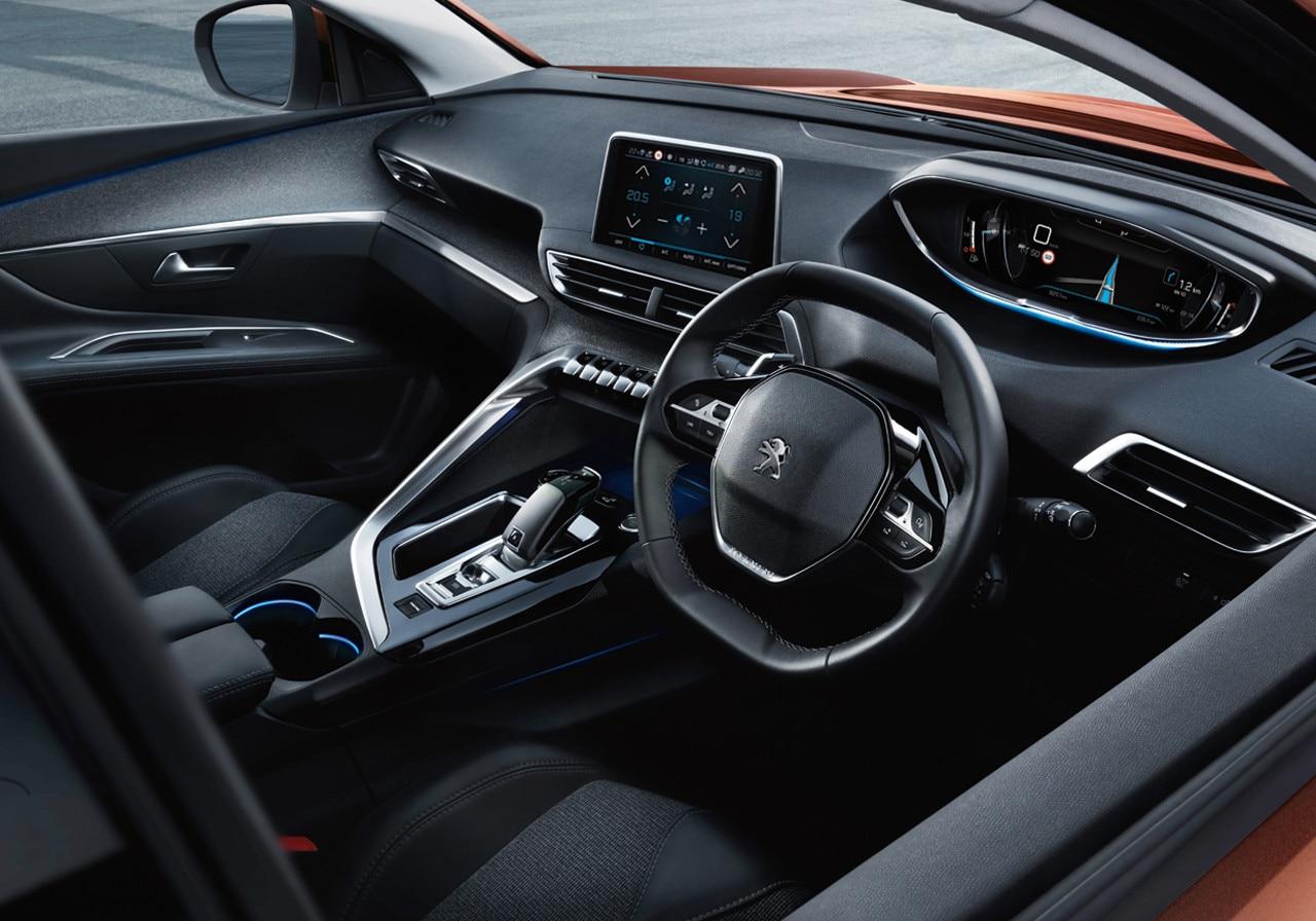 All-new Peugeot 3008 SUV - Peugeot UK