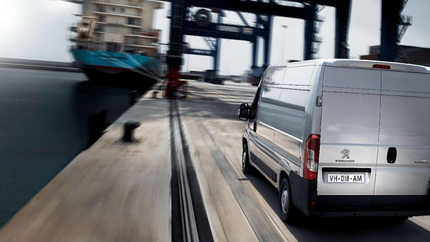 Peugeot Boxer : Technology